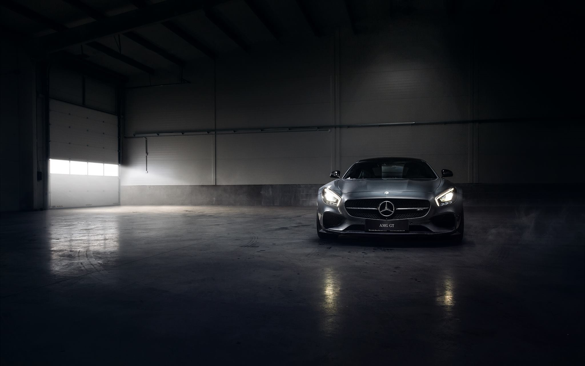 Mercedes Benz Mercedes AMG GT Car Mercedes SL 65 AMG 2048x1280