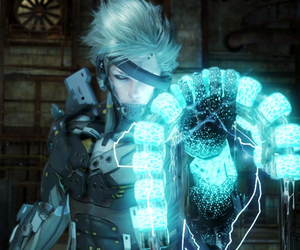 Metal Gear Rising Wallpaper: HD Raiden Wallpaper