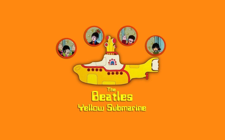 Yellow Submarine Wallpapers 1440x900