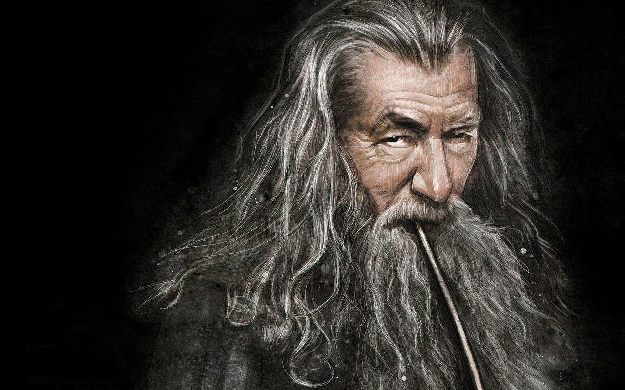 Gandalf   The Lord of the Rings wallpaper 16472 1280x800