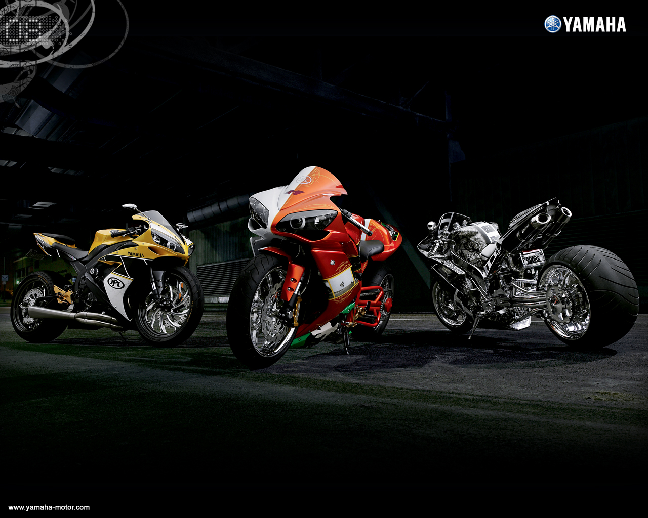 HD Yamaha Wallpaper Background Images For Download 1280x1024