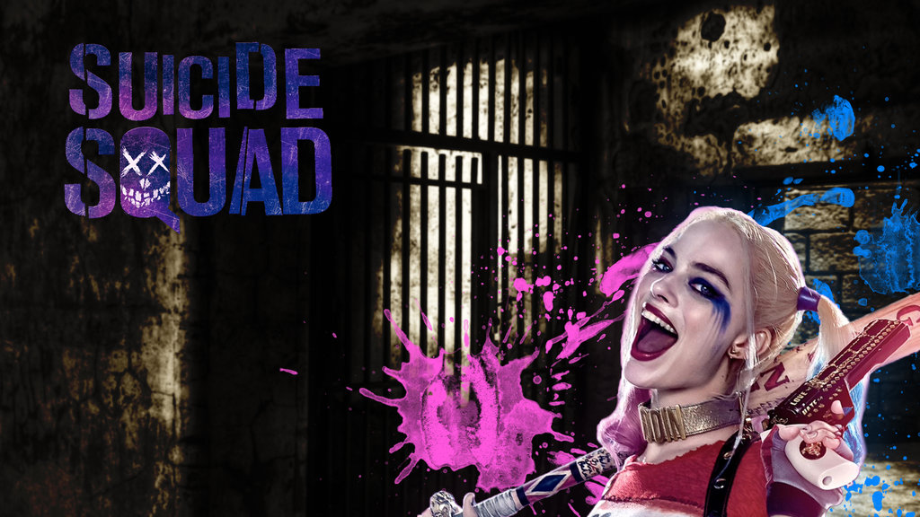 Harley Quinn Suicide Squad Wallpapers Wallpapersafari