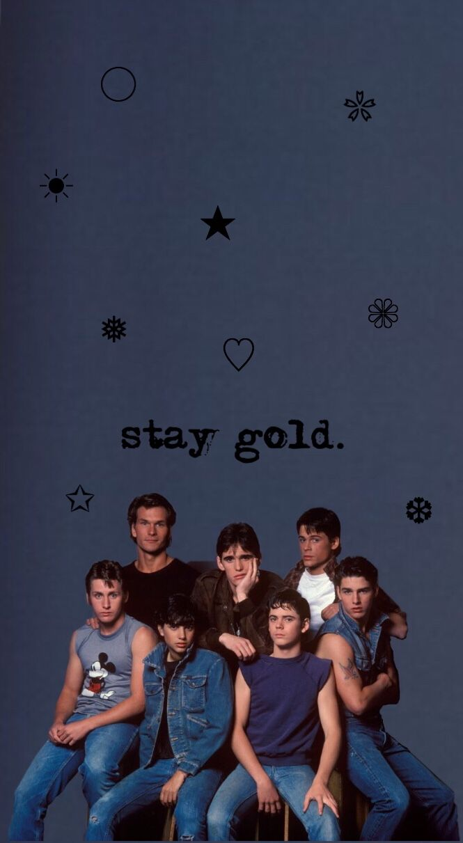 The Outsiders   Outsiders Ralph Macchio Young Wallpaper 665x1211
