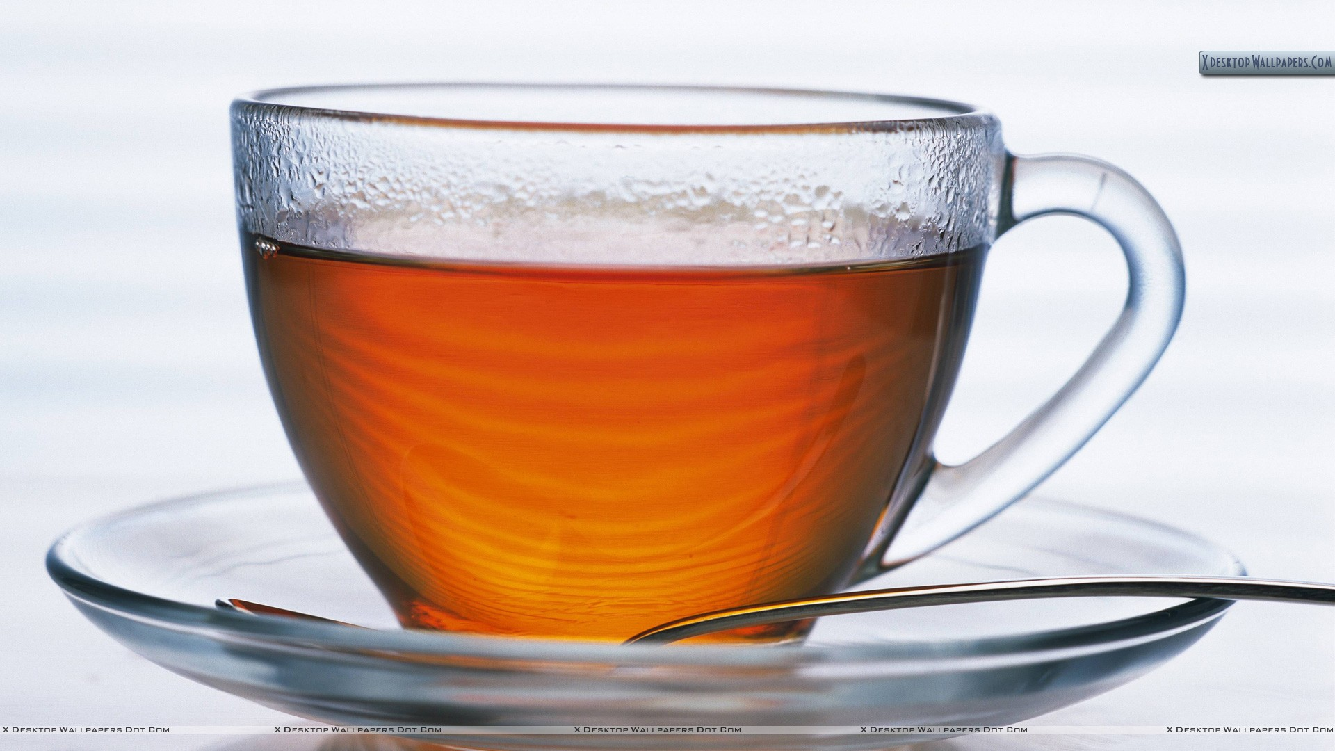 Cup of Tea in Morning Wallpaper 1920x1080