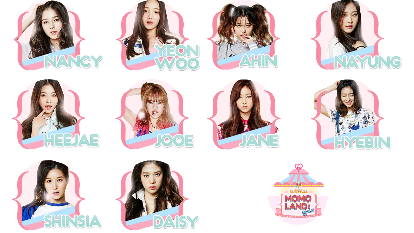 Momoland Wallpaper Pc