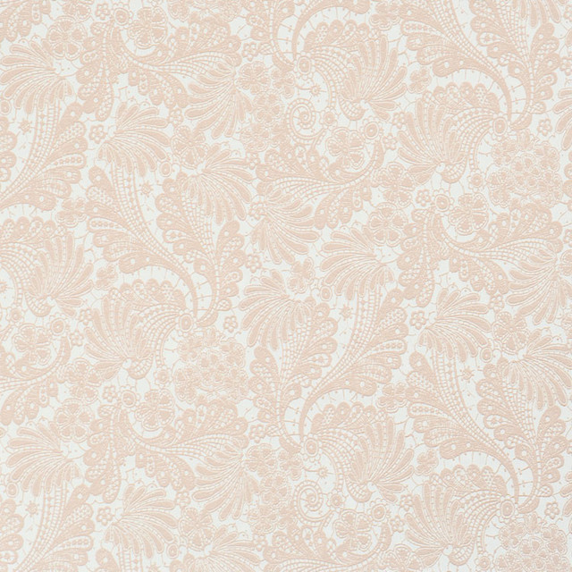 Pink Floral Wallpaper   Traditional   Wallpaper   by Walls Republic 640x640