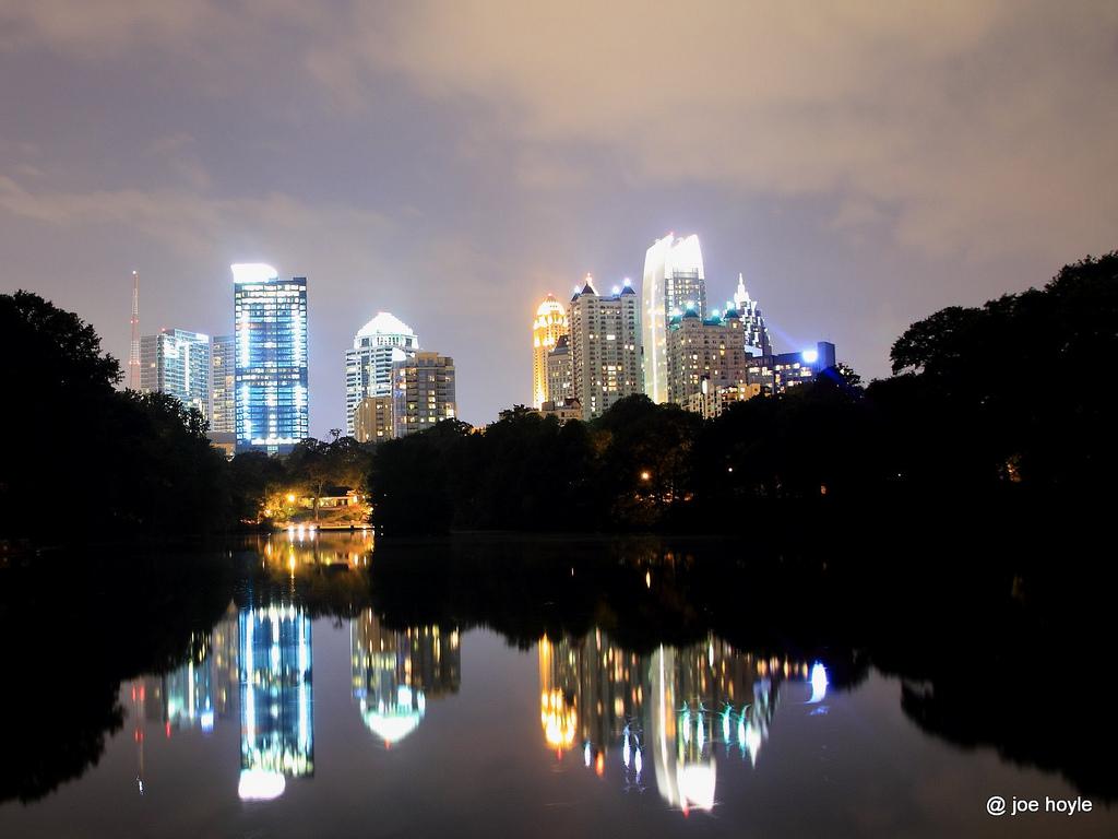 Free Download City Night Skyline Tumblr City Skyline Night