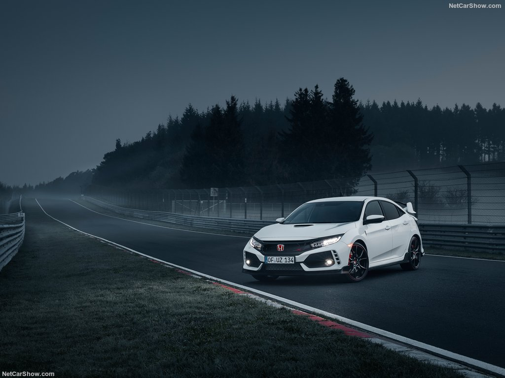 2018 Honda Civic Type R   Wallpapers Pics Pictures 1024x768