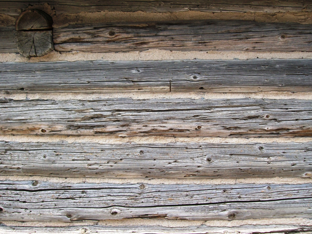 log cabin wall texture 04 1024x768