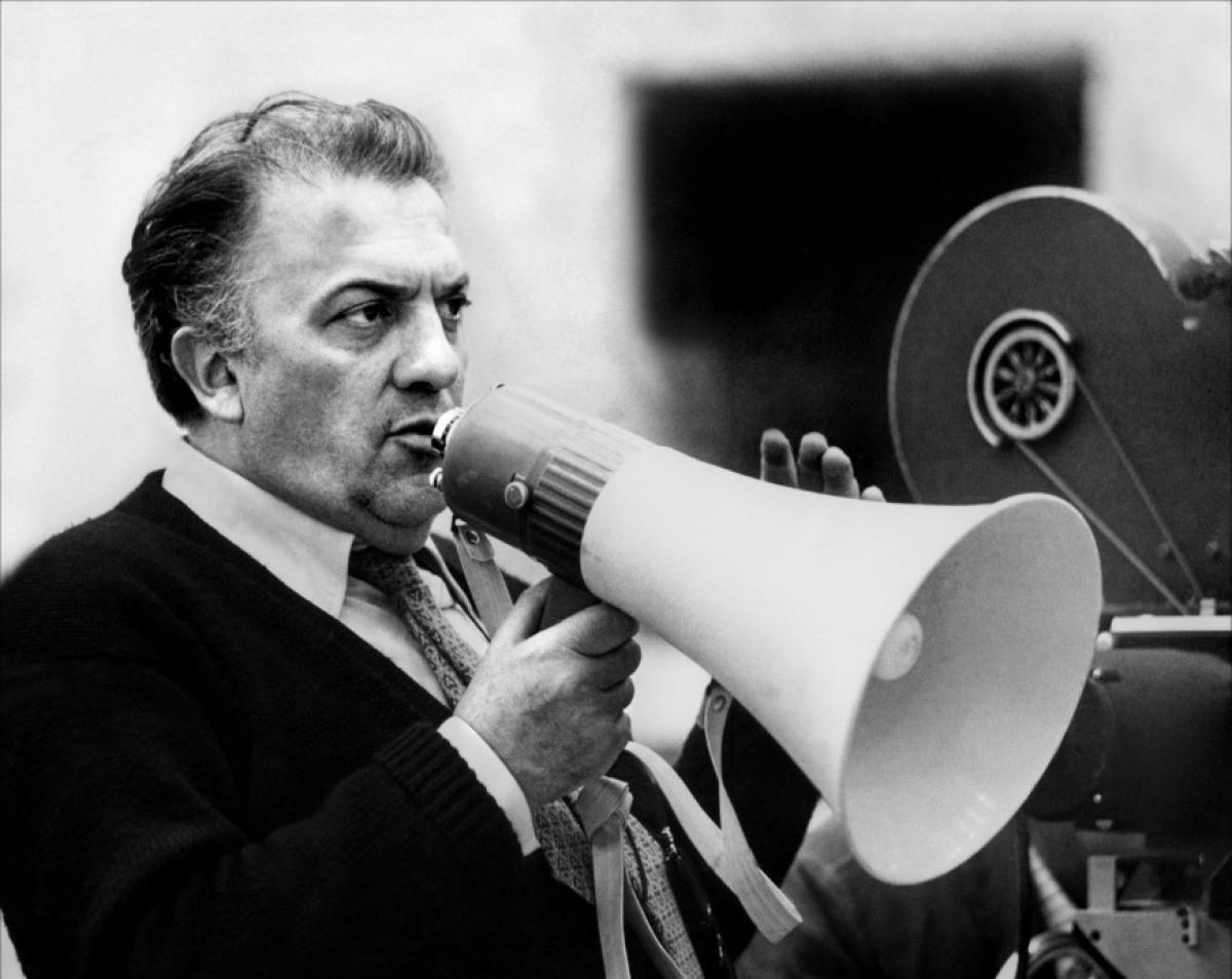 Federico Fellini photo 1 of 14 pics wallpaper   photo 340984 1200x954
