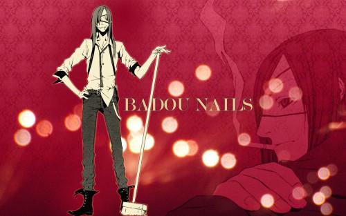 Miwa Shirow Mangaka Dogs Bullets and Carnage Series Badou Nails 500x313