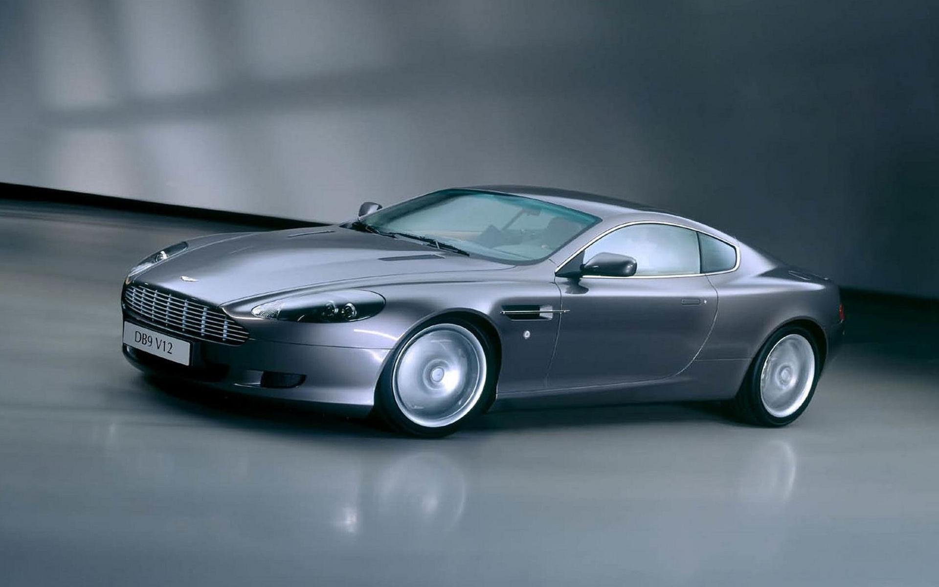 Aston Martin DB9 wallpaper 9128 1920x1200