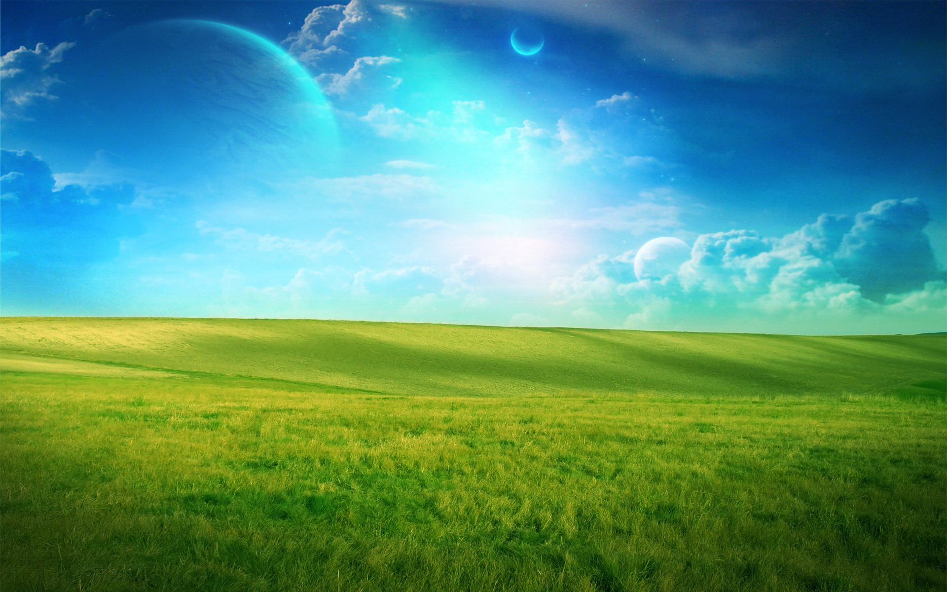 Wallpaper Of Grassland Wallpaper World 1920x1200