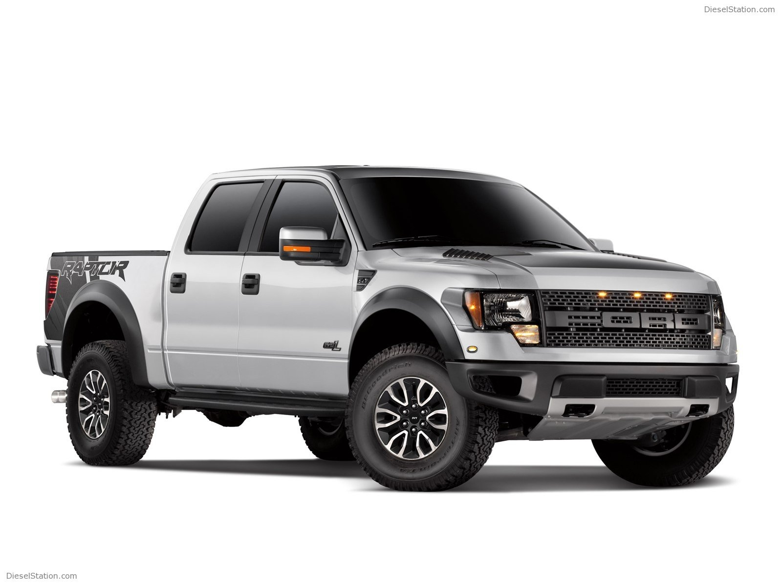 Home Ford Ford F 150 SVT Raptor 2012 1600x1200