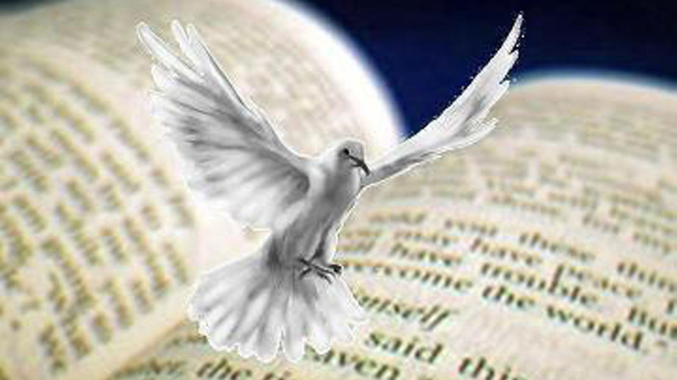 Free Download Holy Spirit Hd Wallpapers 1366x768 For Your
