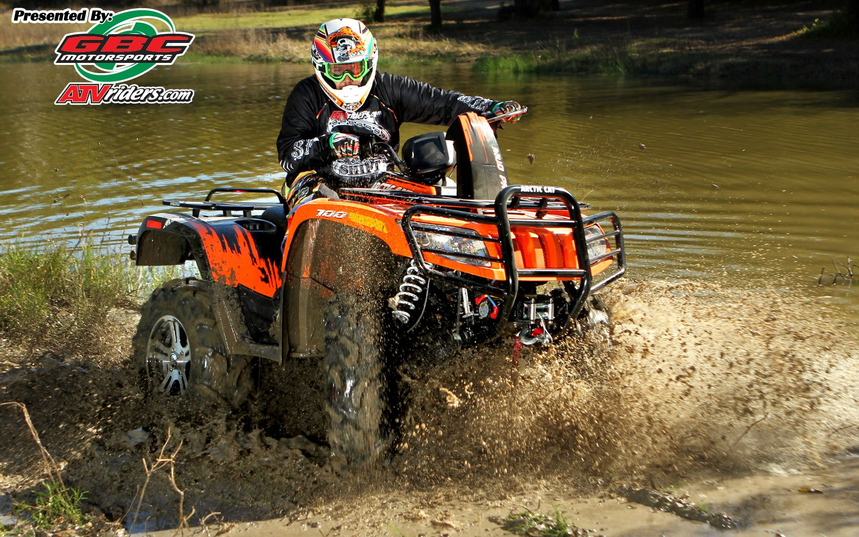 Arctic Cat Mud Pro 1000 4x4 Utility ATV Roost   Wednesday Wallpapers 1680x1050