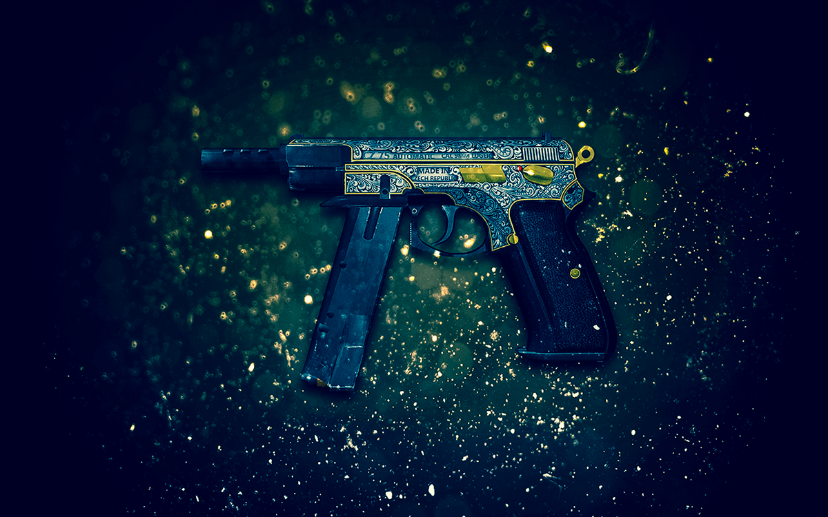 Glock Water Elemental M4a4 Howl P2000 HD Walls Find Wallpapers 1200x750