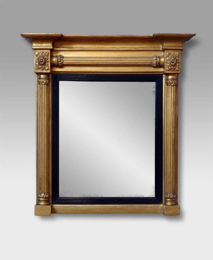 Antique mirror wallpaper wallpapersafari for Mirror wallpaper