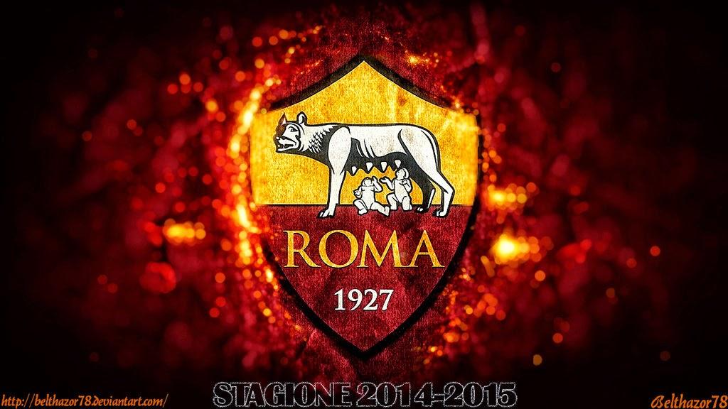 AS Roma Football Club Wallpaper Football Wallpaper HD 1024x576