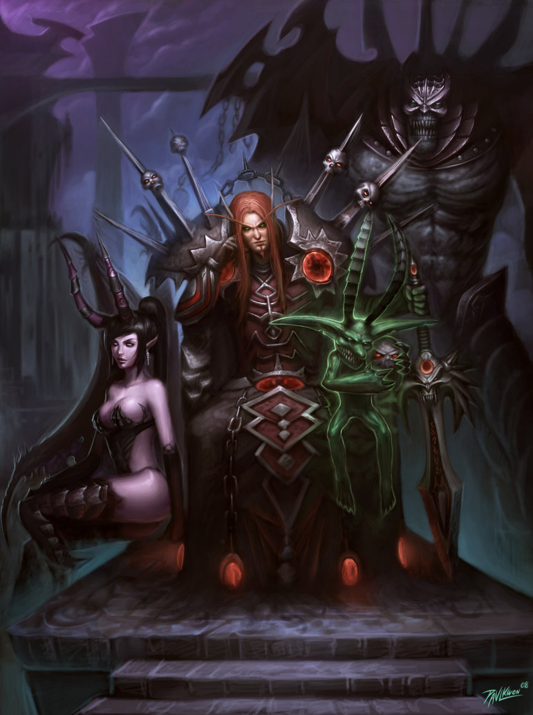 World of warcraft blood elf warlock porn  porn clip