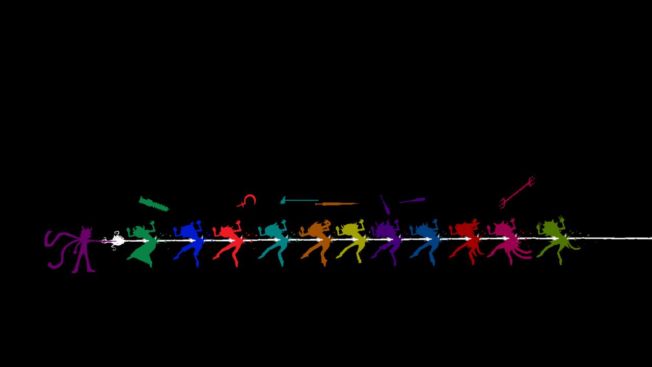 Homestuck Desktop Backgrounds 1280x720