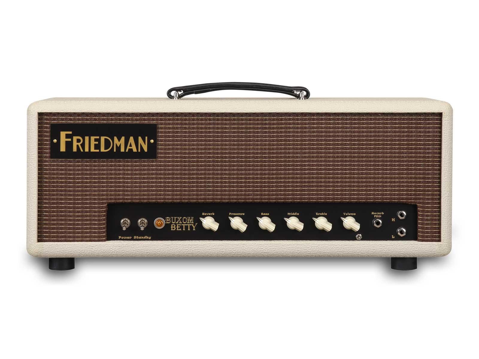 Friedman Amplification   BUXOM BETTY 1600x1200