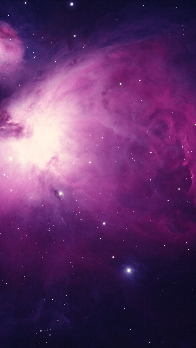 purple galaxy iphone 5 wallpaperjpg   Wallpaper Gallery   Gadgetmac 640x1136