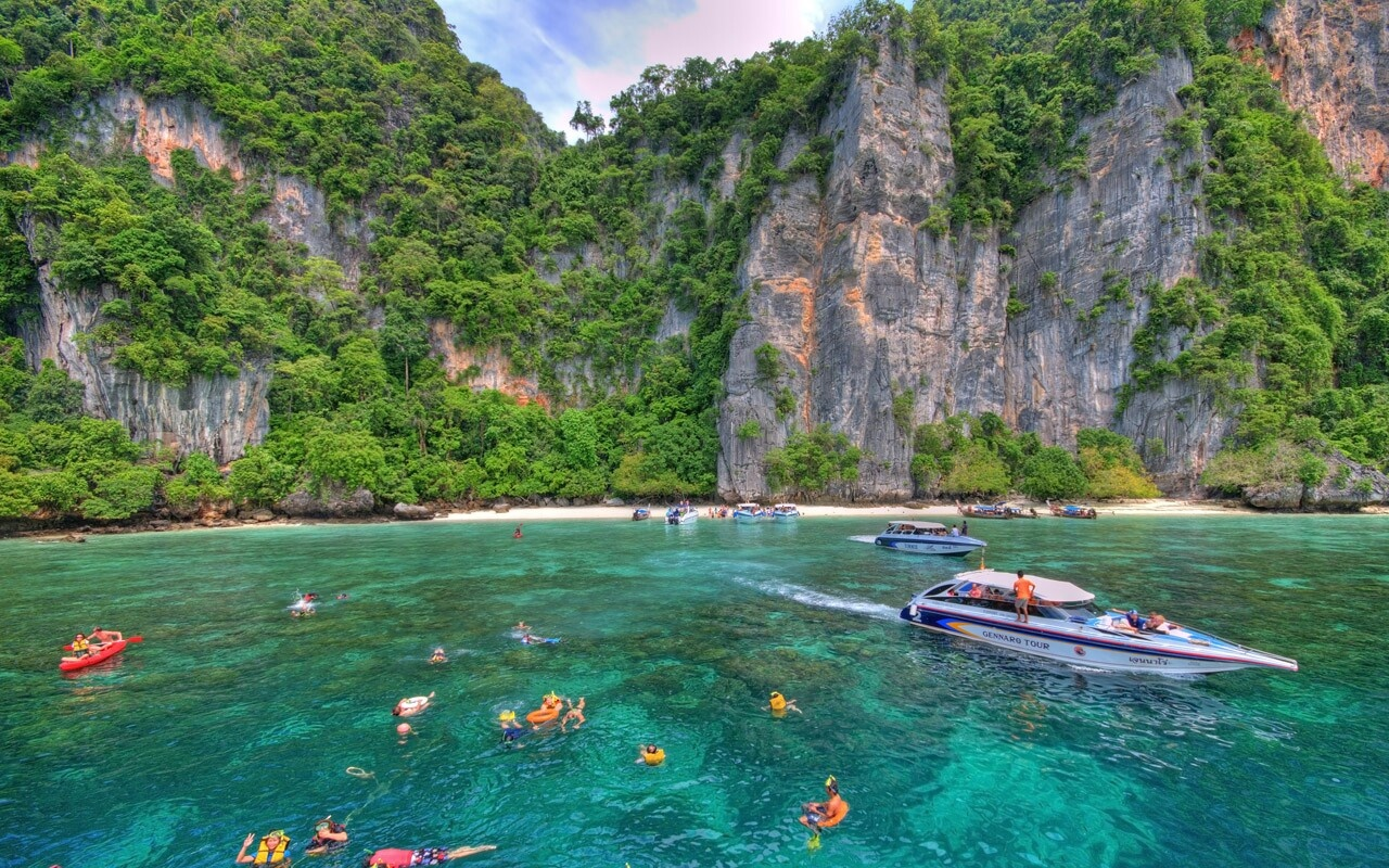 Phi Islands Windows 8 Theme and Wallpapers All for Windows 10 1280x800