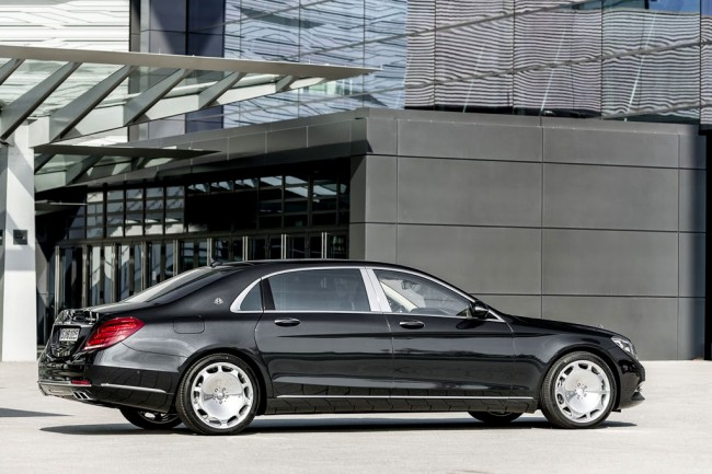 2016 Mercedes Maybach S600   price design and interior 650x433