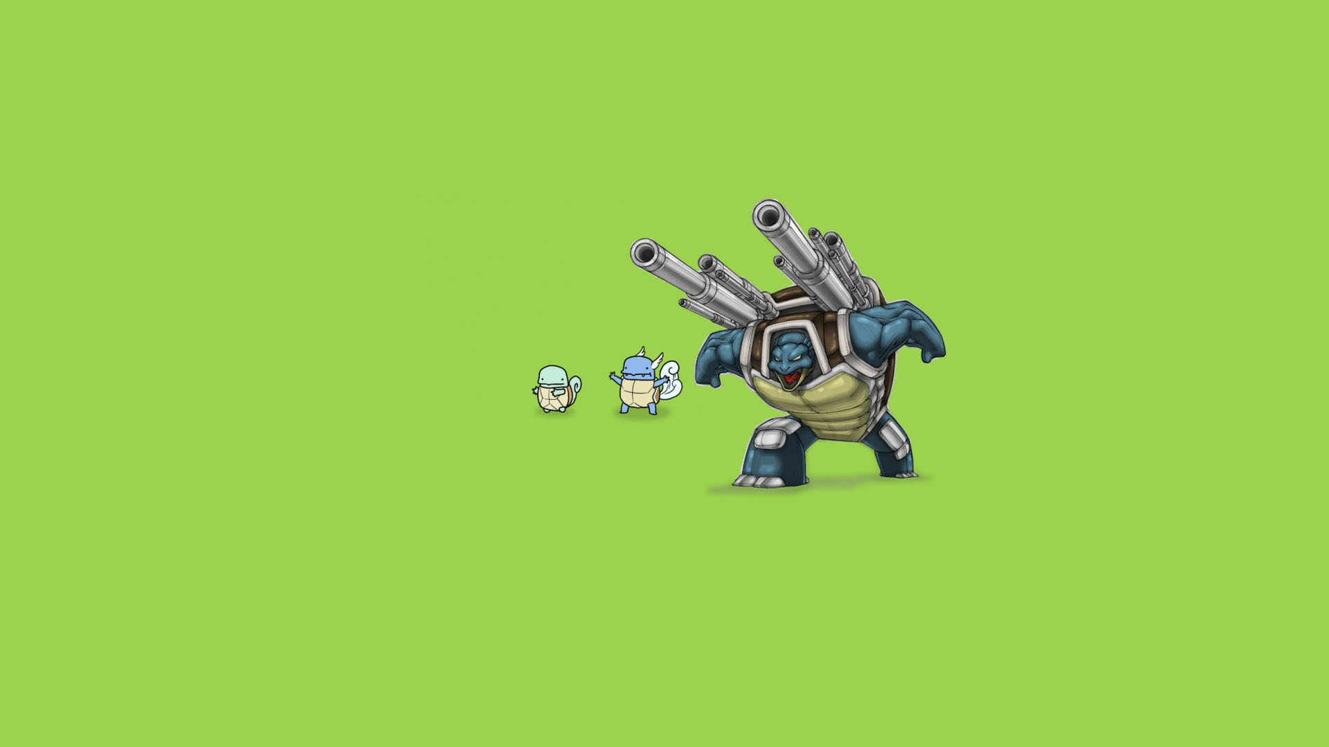 Green Pokemon Wallpaper 1920x1080 Green Pokemon 1920x1080