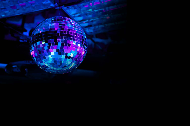 Dance Club Wallpaper