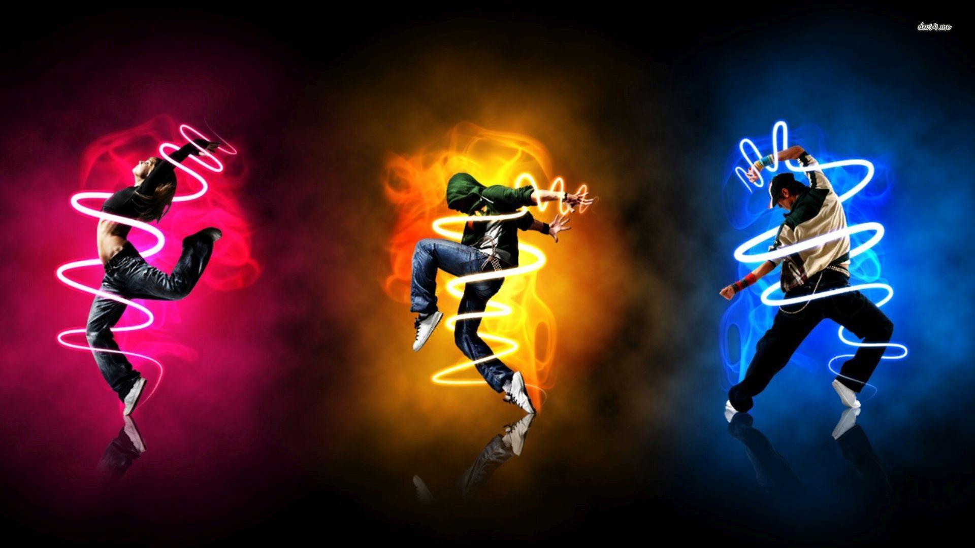 Dance Wallpaper Digital Art Wallpapers 1920x1080px 1920x1080
