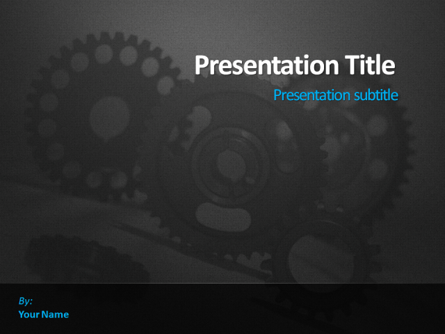 Engineering Background Powerpoint engineering themed powerpoint 640x480