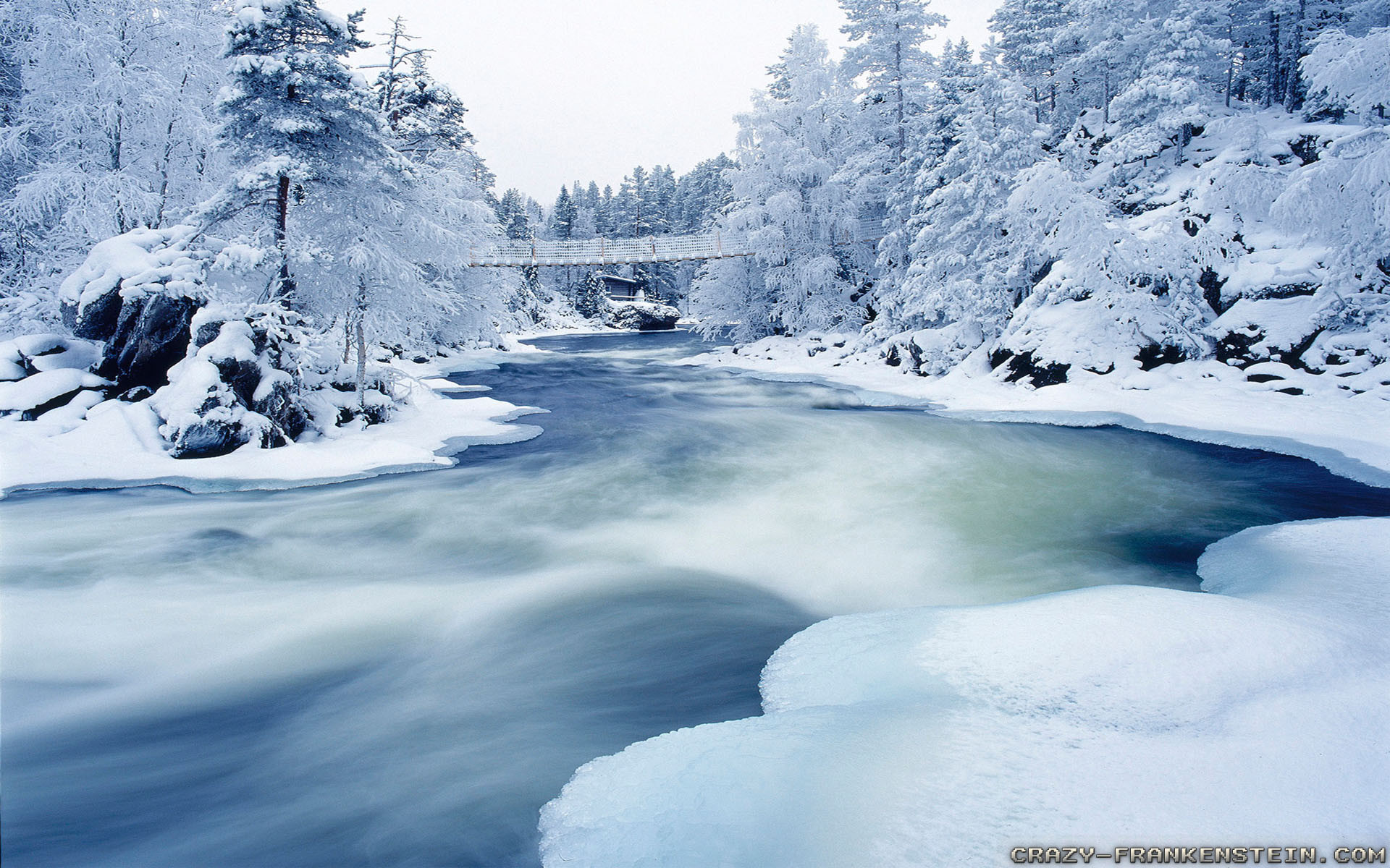 Winter Landscape Wallpapers 68 images 1920x1200