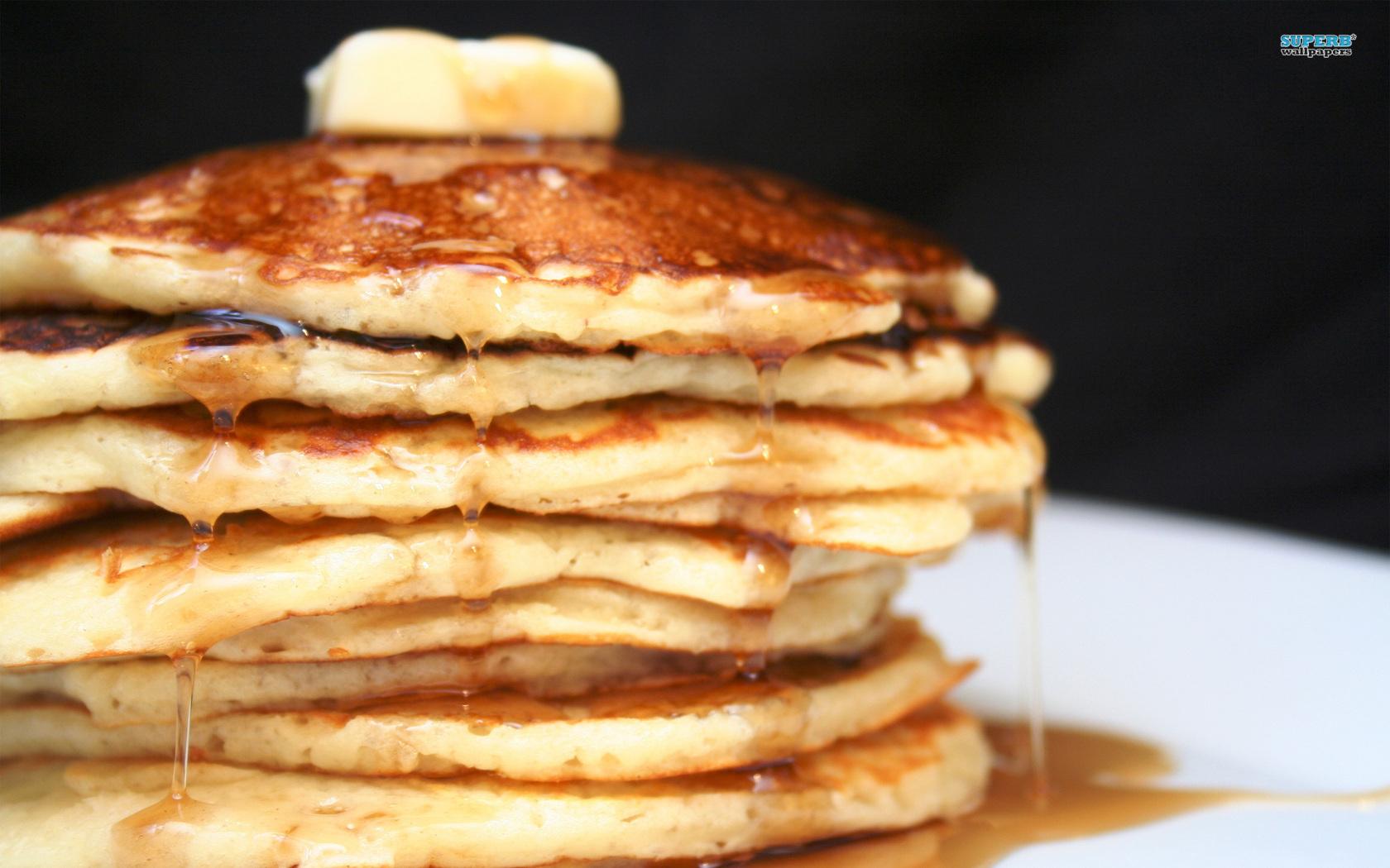 Pancakes wallpaper 1680x1050 78693 1680x1050