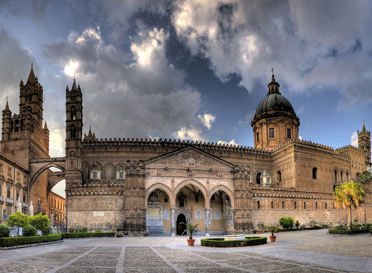 Images Italy Palermo Cities 1280x939