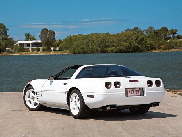 1994 Corvette Wallpaper Wallpapersafari