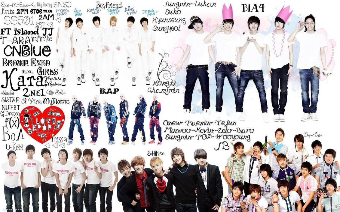 48 Kpop Wallpaper Hd On Wallpapersafari