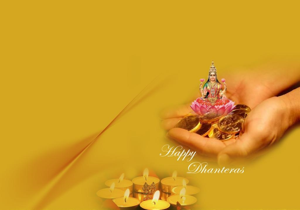 Happy Dhanteras 2016 Greeting HD Wallpapers Latest 1024x717