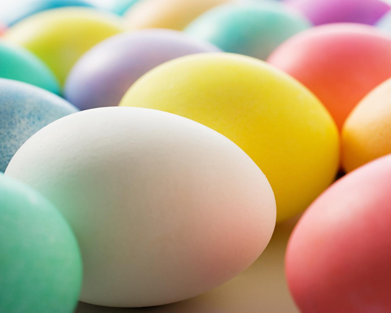 Easter eggs Desktop Wallpapers FREE on Latorocom 1280x1024