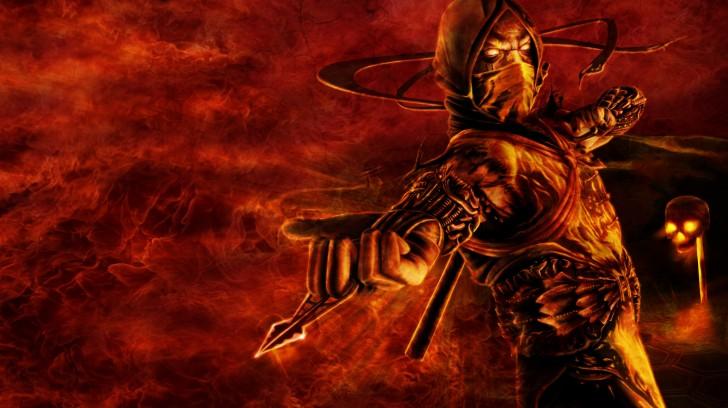 Mortal Kombat Scorpion Game 728x408