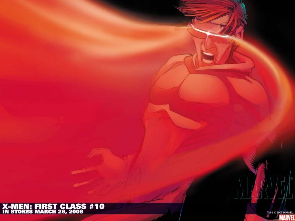 Cyclops Comics Wallpaper 1024x768
