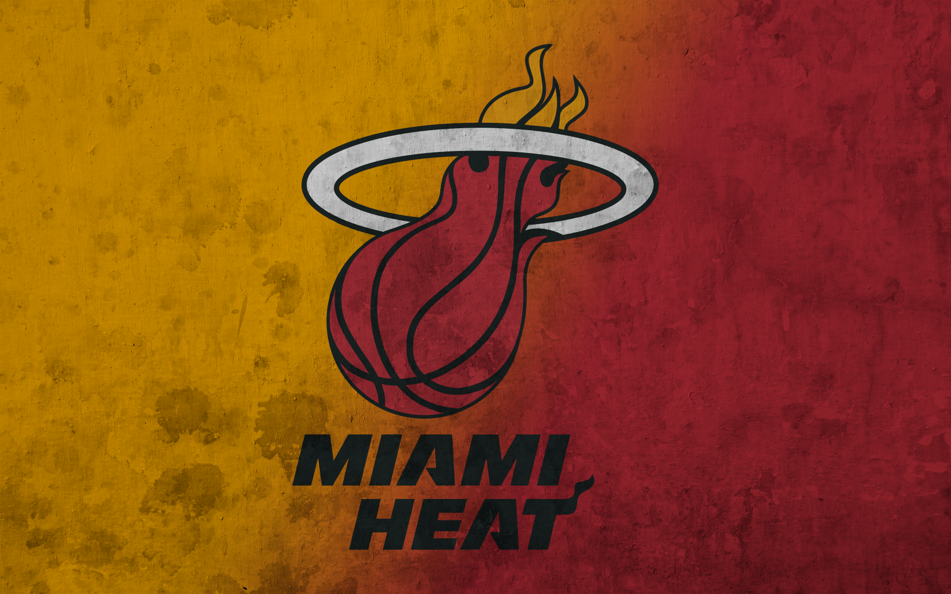 Miami Heat logo wallpaper by uLiveBeef heat 1920x1200