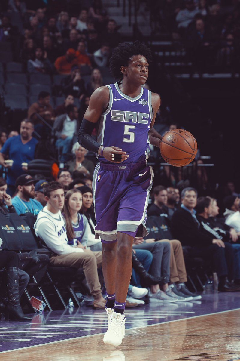 DeAaron Fox honestly I wish he was drafted by the Orlando Magic 799x1200