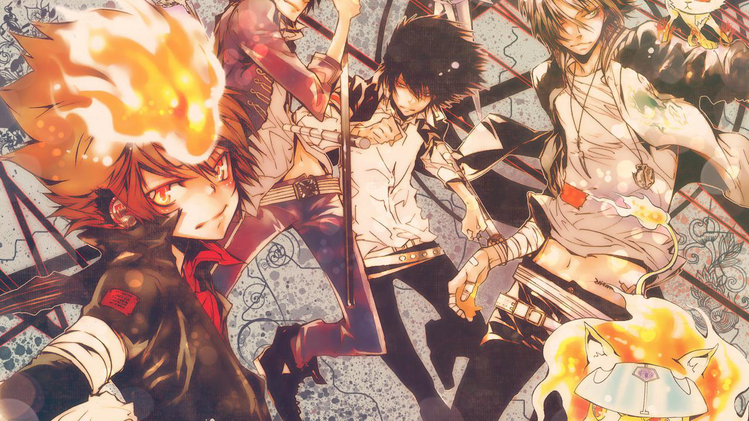 hitman reborn wallpaper hd wallpapersafari