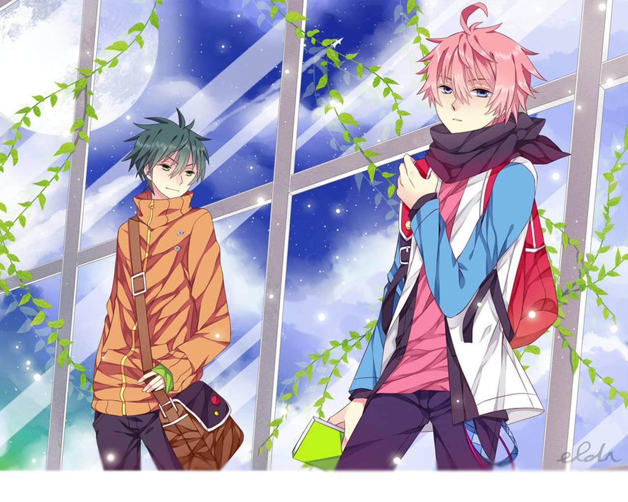 Cute Boys Anime Wallpaper   Anime Manga Wallpaper 1280x1024