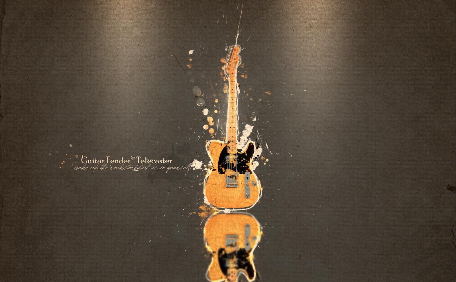 Wallpapers Guitarras Fondos de pantalla Guitarras Electricas 1600x990