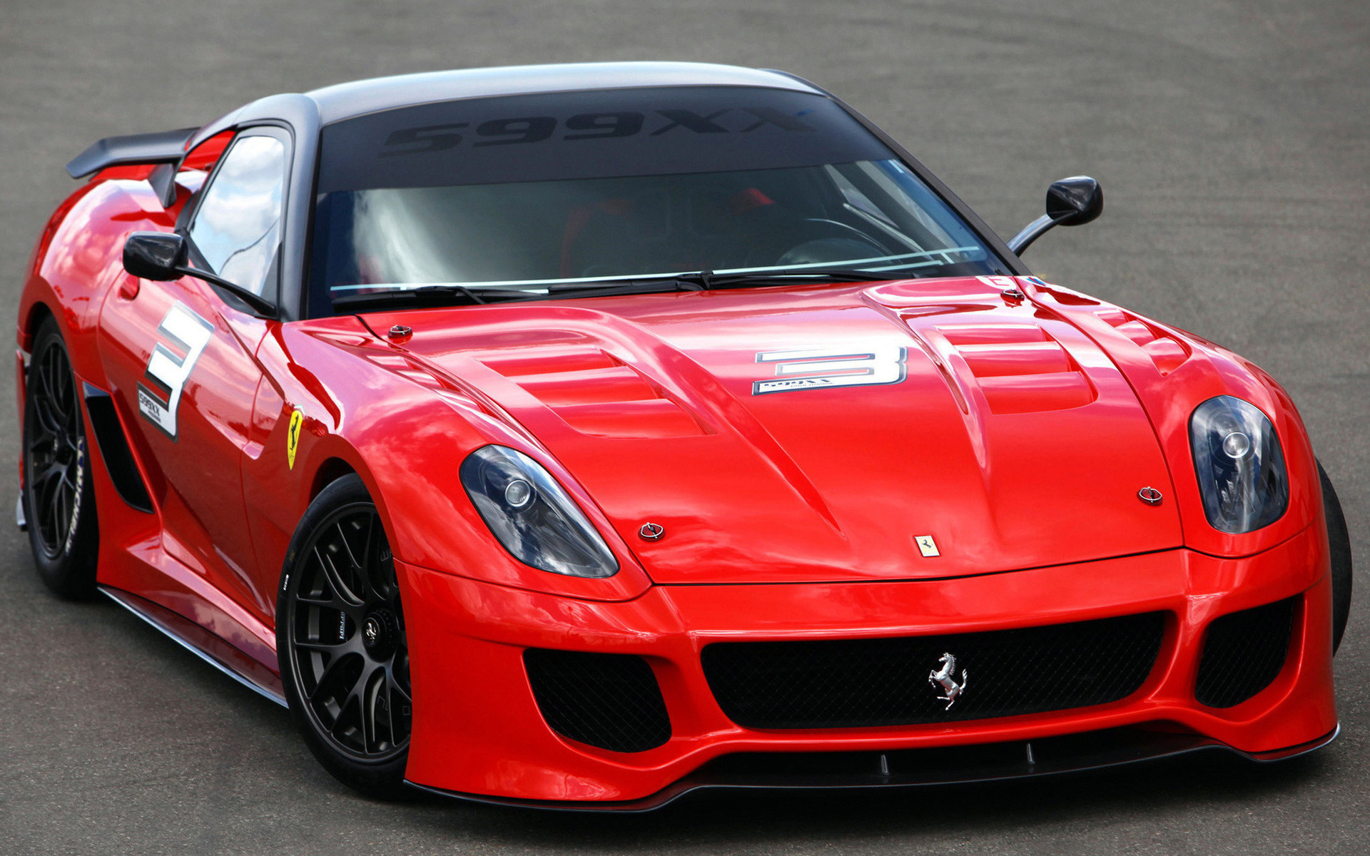 gto 599xx Wallpaper auto sports car super car desktop Wallpapers 1920x1200