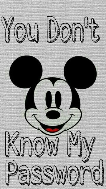 66 You Don T Know My Password Wallpapers On Wallpapersafari