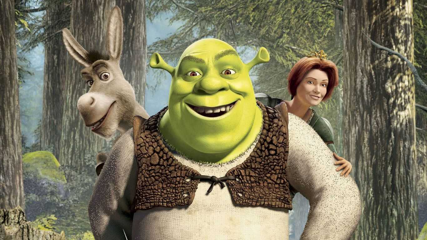 40 Fiona Wallpapers Shrek 2 On Wallpapersafari